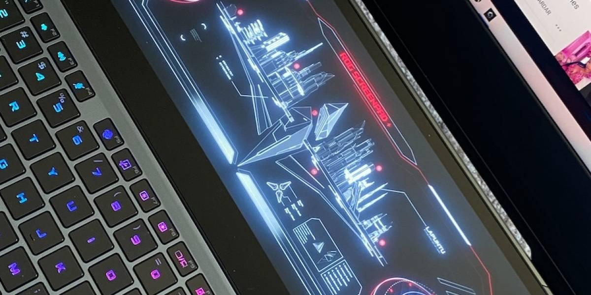 Sigue la apuesta por la doble pantalla: así es el notebook gamer Zephyrus Duo
