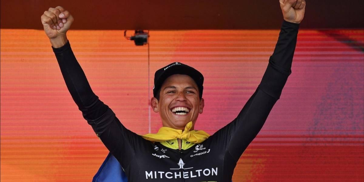 Así quedó la clasificación general de los colombianos en la Vuelta a Burgos 2020 tras la etapa 5 ((Actualizada))