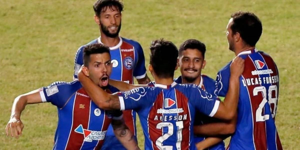 Jacuipense x Bahia: onde assistir ao vivo o jogo pelo Campeonato Baiano