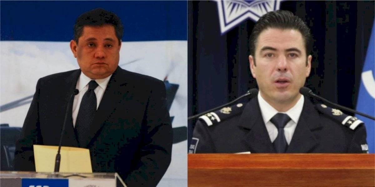 Cárdenas Palomino y Ramón Pequeño, cercanos a García Luna, acusados en Estados Unidos