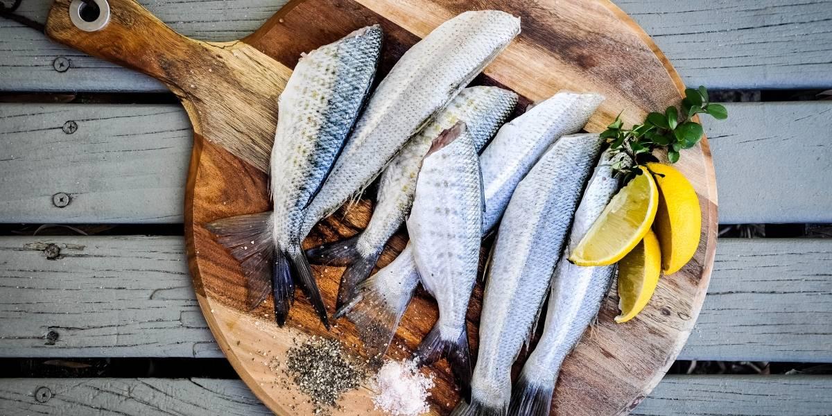 A técnica para comprar um peixe fresco está aqui