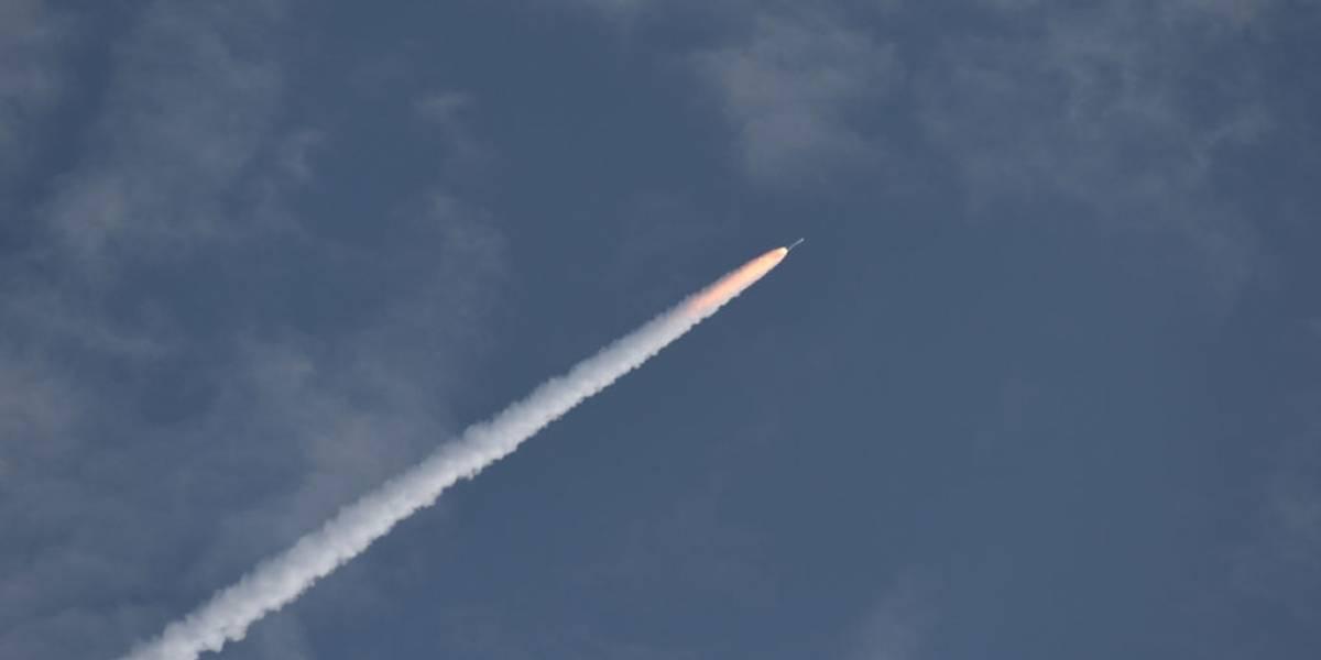 Dada a largada para a década de Marte