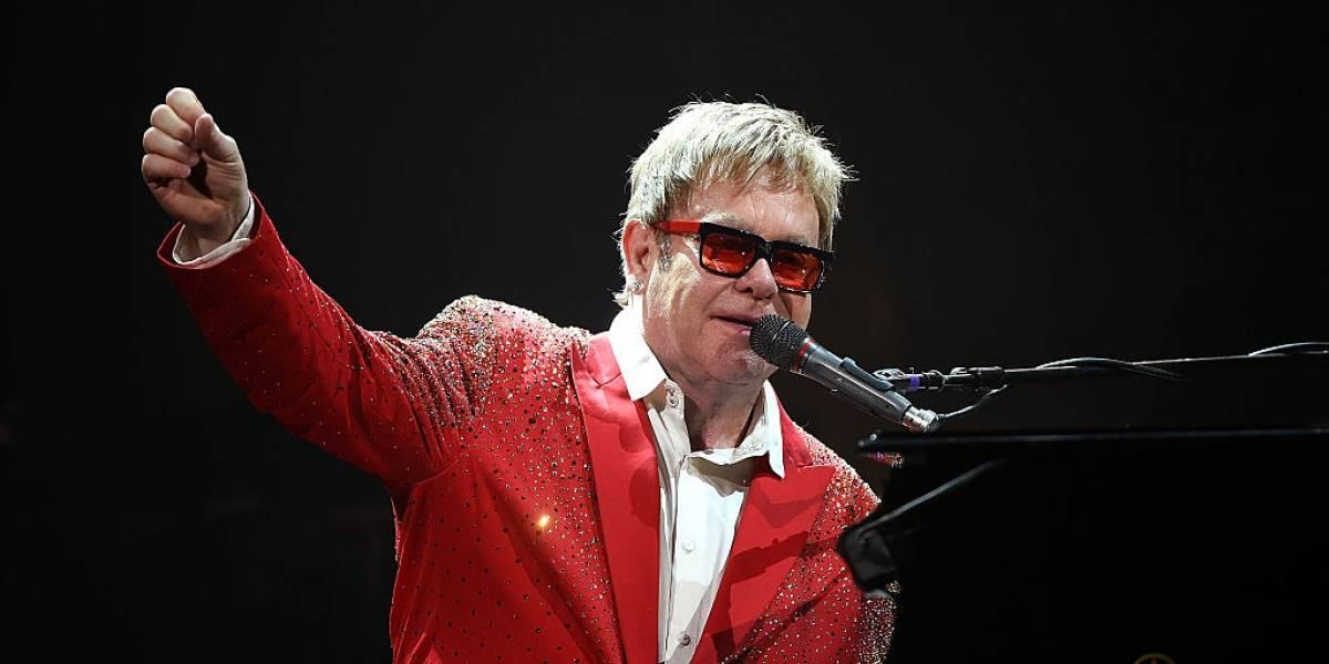 Elton John comemora 30 anos de sobriedade: 'Sou um homem abençoado'