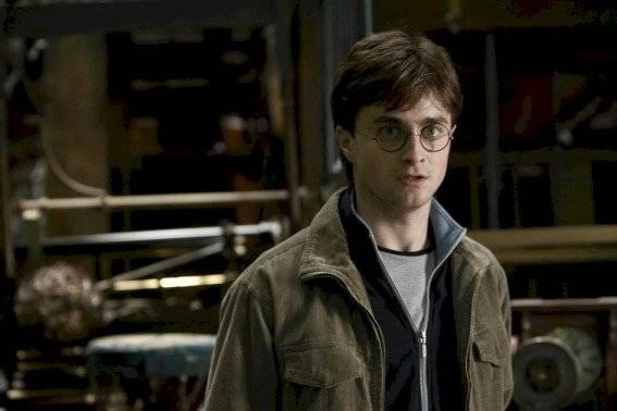 Harry Potter e as relíquias da morte 2
