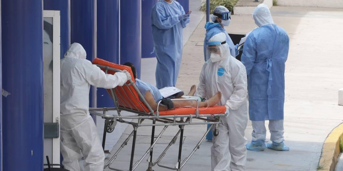 Invierte Gobierno hasta 990 mil por paciente Covid en terapia intensiva
