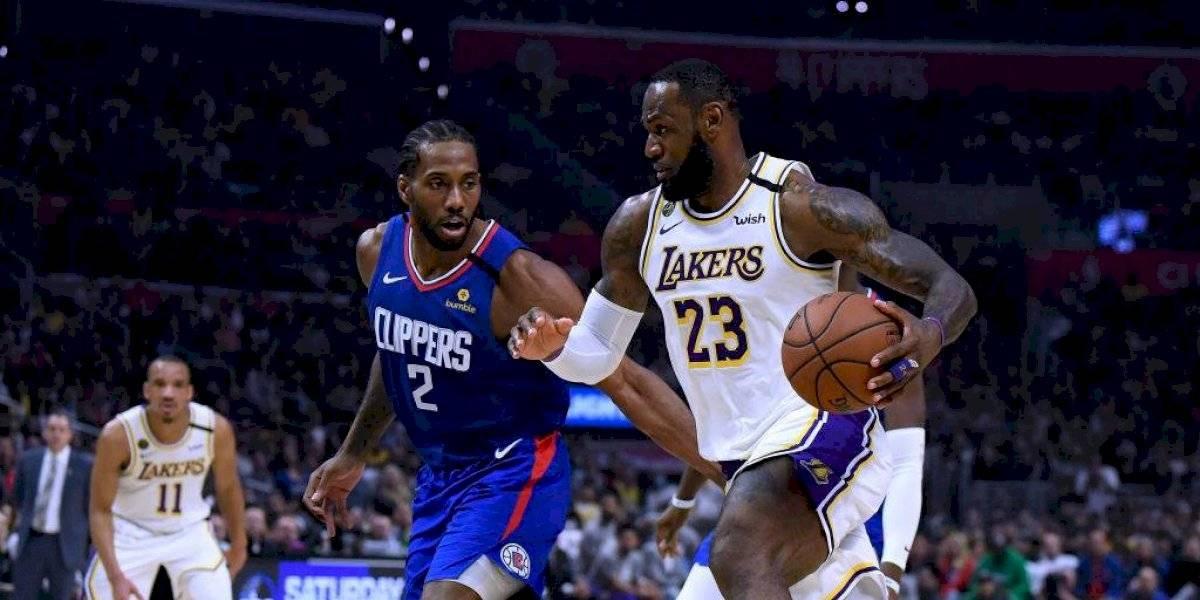 Regresa la NBA en medio de la pandemia, ¿Quiénes son los favoritos a campeón?