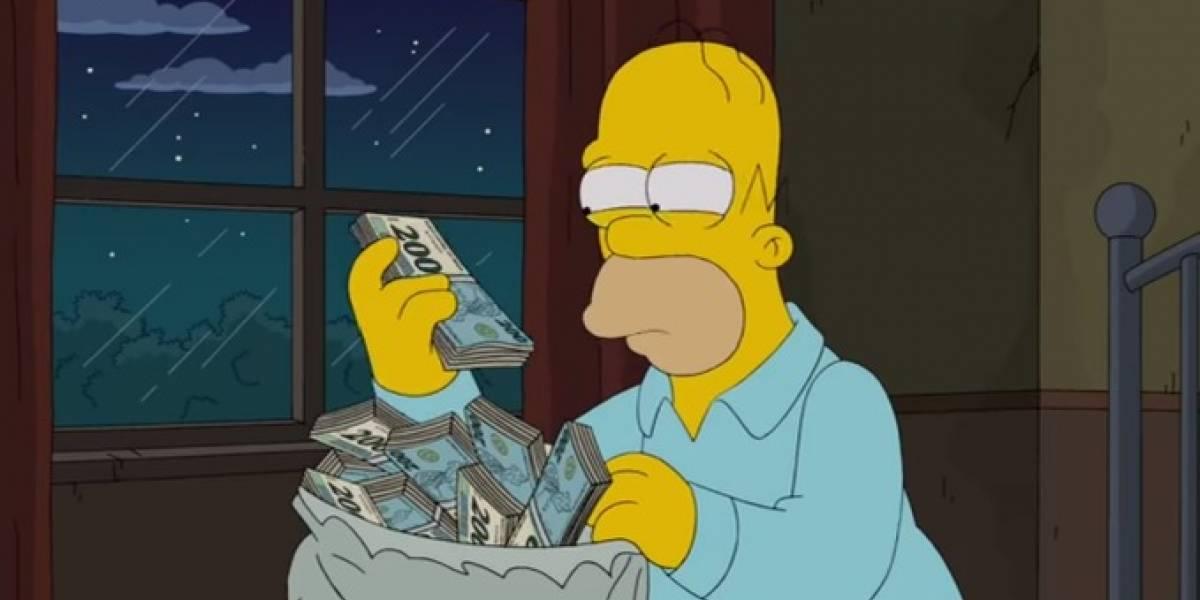 Os Simpsons acertaram mais uma: série prevê cédula de R$ 200 em episódio no Brasil
