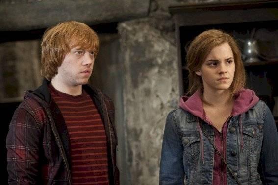 Rony e Hermione