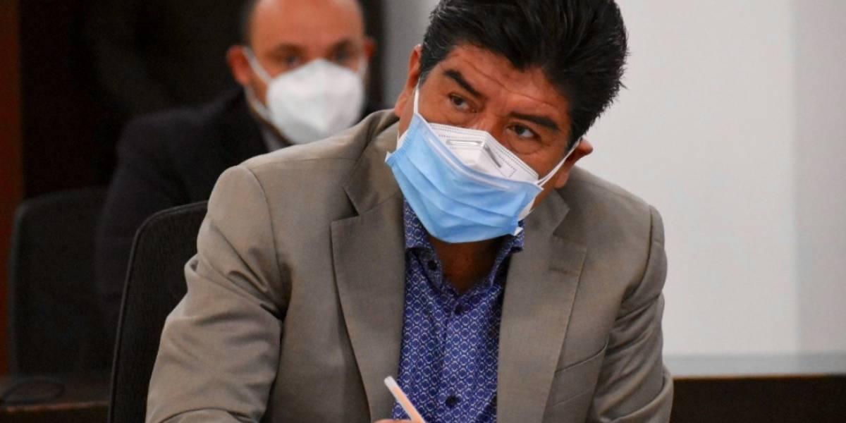 El alcalde Yunda se pronuncia tras anunciar las nuevas medidas de circulación en Quito