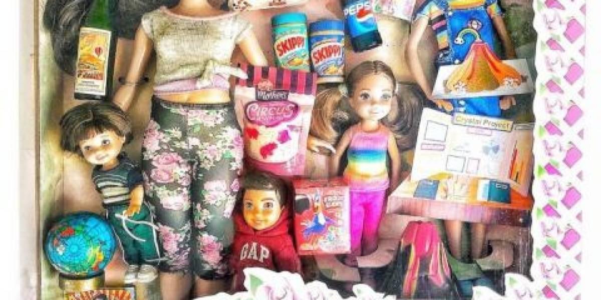 Barbies de Cuarentena: Las muñecas que nos muestran cómo ha sido 2020