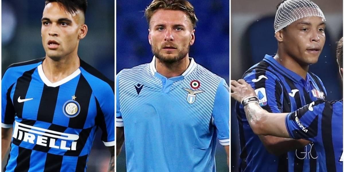 Fútbol/Calcio.- (Previa) El subcampeonato y la última plaza de descenso, alicientes de la jornada final en Italia