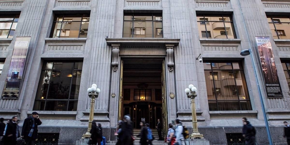 Economía.- El Banco Central de Chile advierte sobre la fragilidad de la recuperación económica