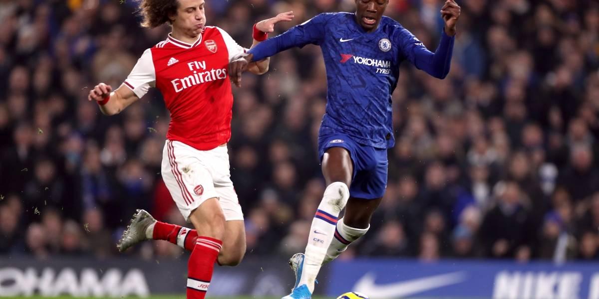 Fútbol/FA Cup.- (Previa) Chelsea y Arsenal se retan para salvar la temporada en Wembley