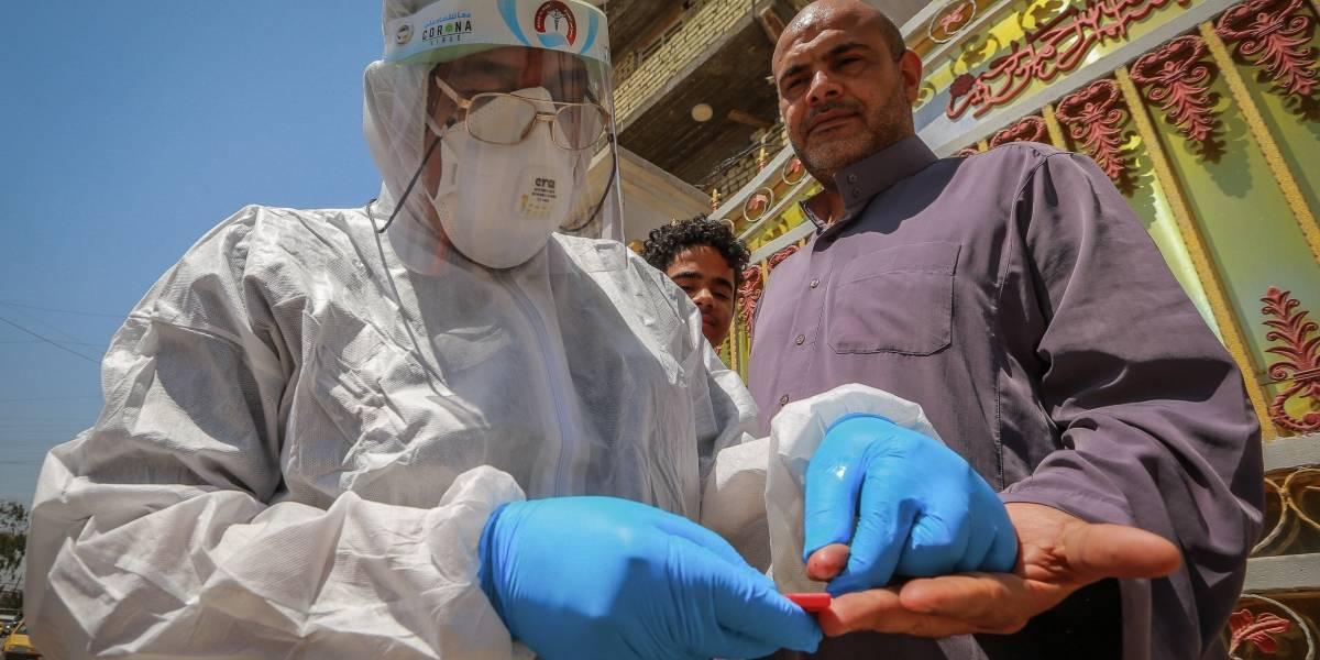 Coronavirus.- Irak supera por primera vez los 3.000 casos diarios y roza los 125.000 contagios por coronavirus