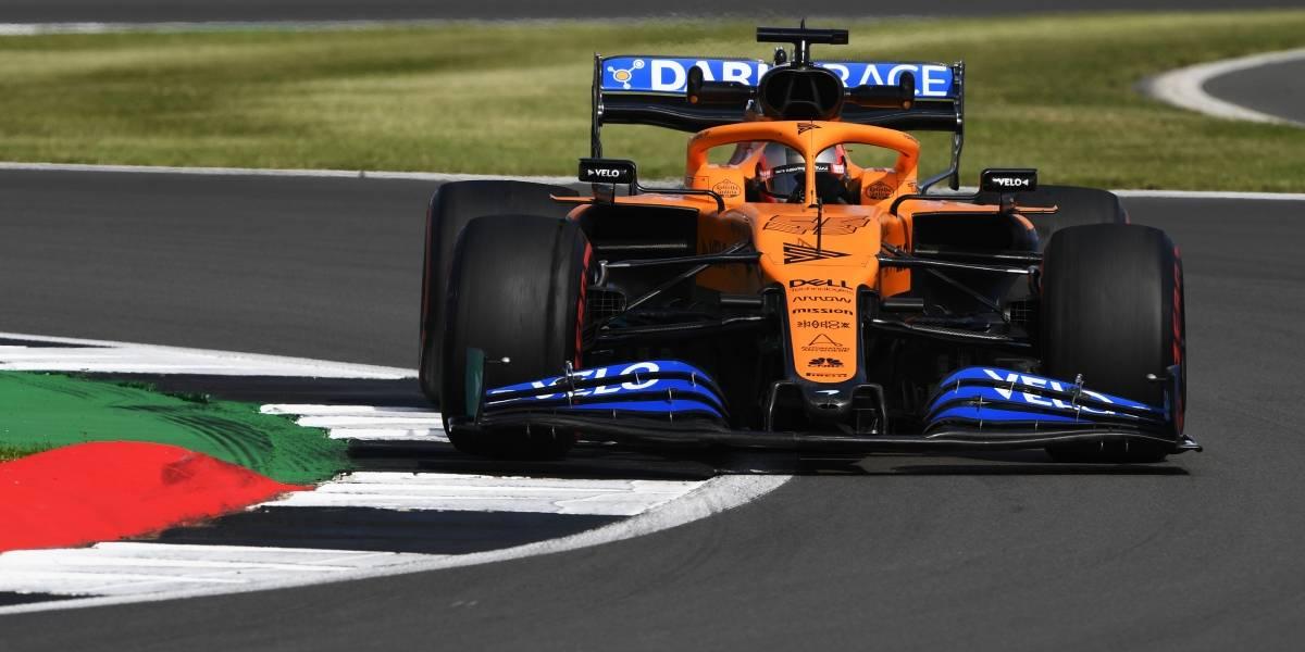 """Fórmula 1/GP Gran Bretaña.- Carlos Sainz: """"Aún no tenemos listo el coche, pero el tiempo pinta competitivo"""""""