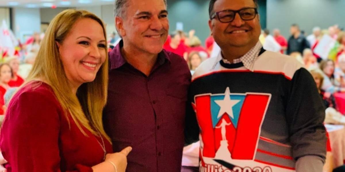 Alcalde de Caguas endosa a Charlie Delgado en la primaria del PPD