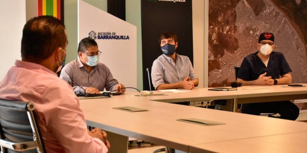 Barranquilla bajó de alerta naranja a amarilla y mantiene la guardia por coronavirus