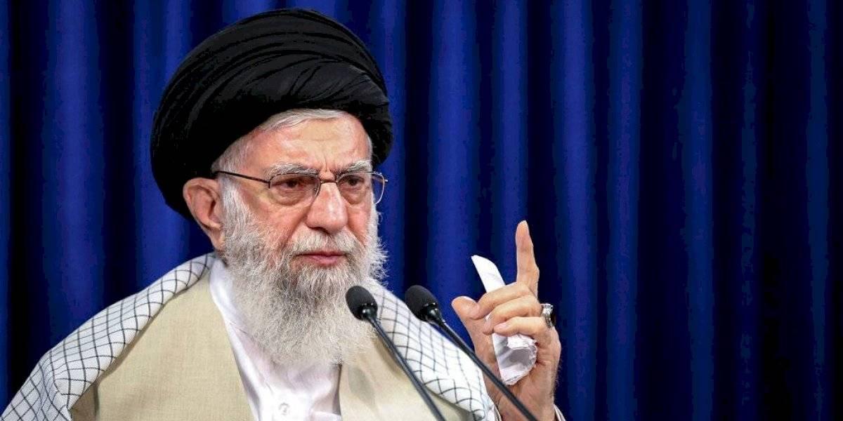 Irán advierte que no negociará con Estados Unidos