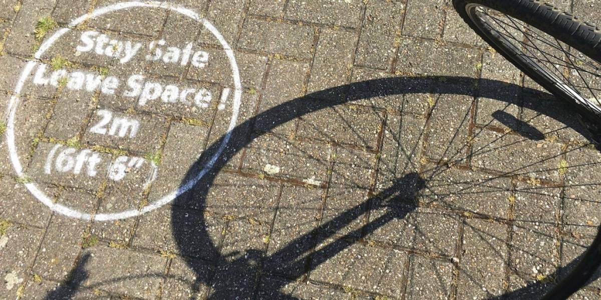 Reportan accidente con ciclista de 58 años en Caguas