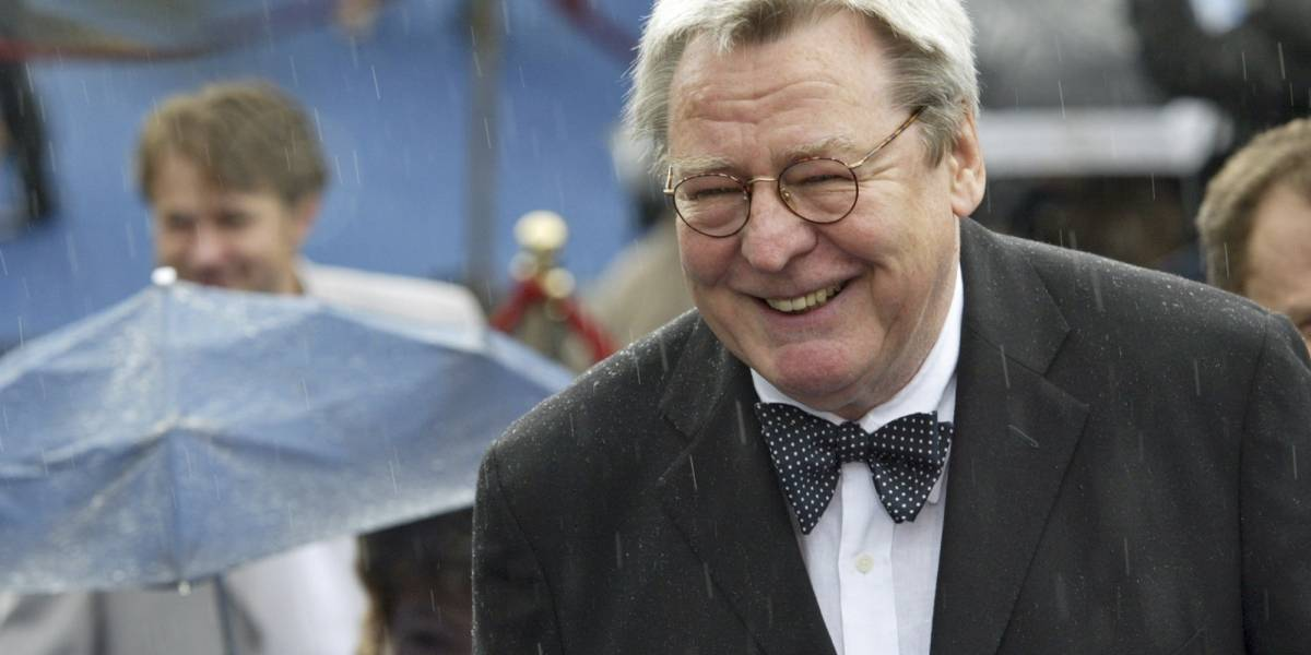 "Fallece Alan Parker, director de ""The Wall"", ""Evita"" y ""El Expreso de Medianoche"""