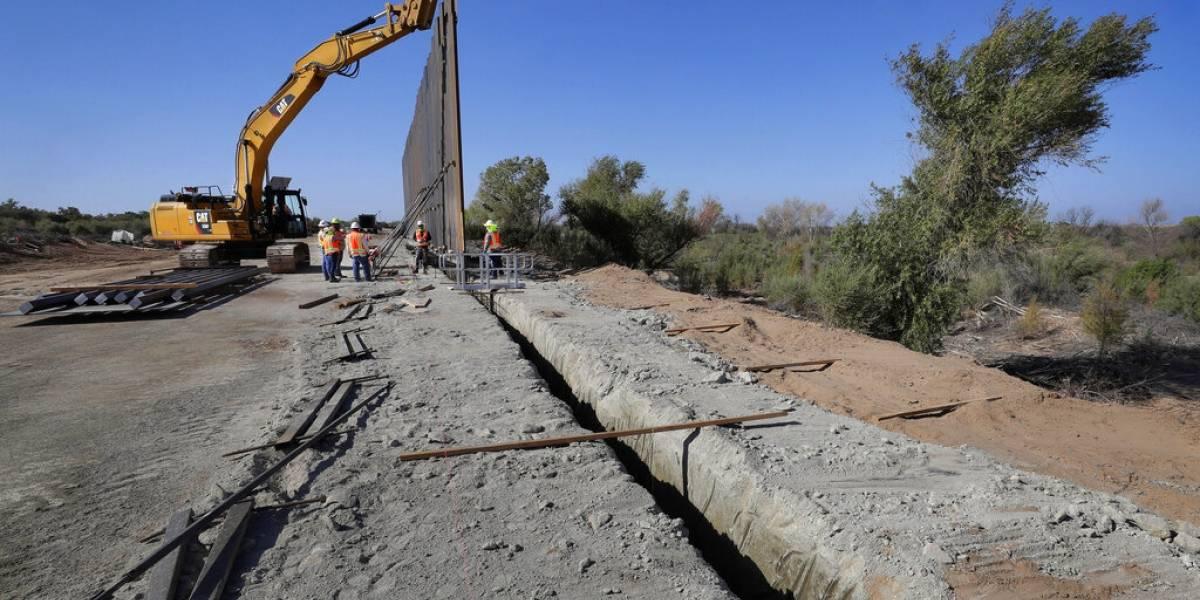 Corte Suprema de Estados Unidos no detendrá proyectos de muro fronterizo