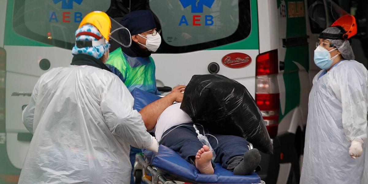 Informe Epidemiológico cifra en 13.426 las muertes atribuibles a covid-19