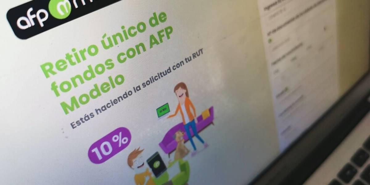 Segundo retiro del 10% de la AFP: este miércoles comienza la tramitación del proyecto en el Congreso