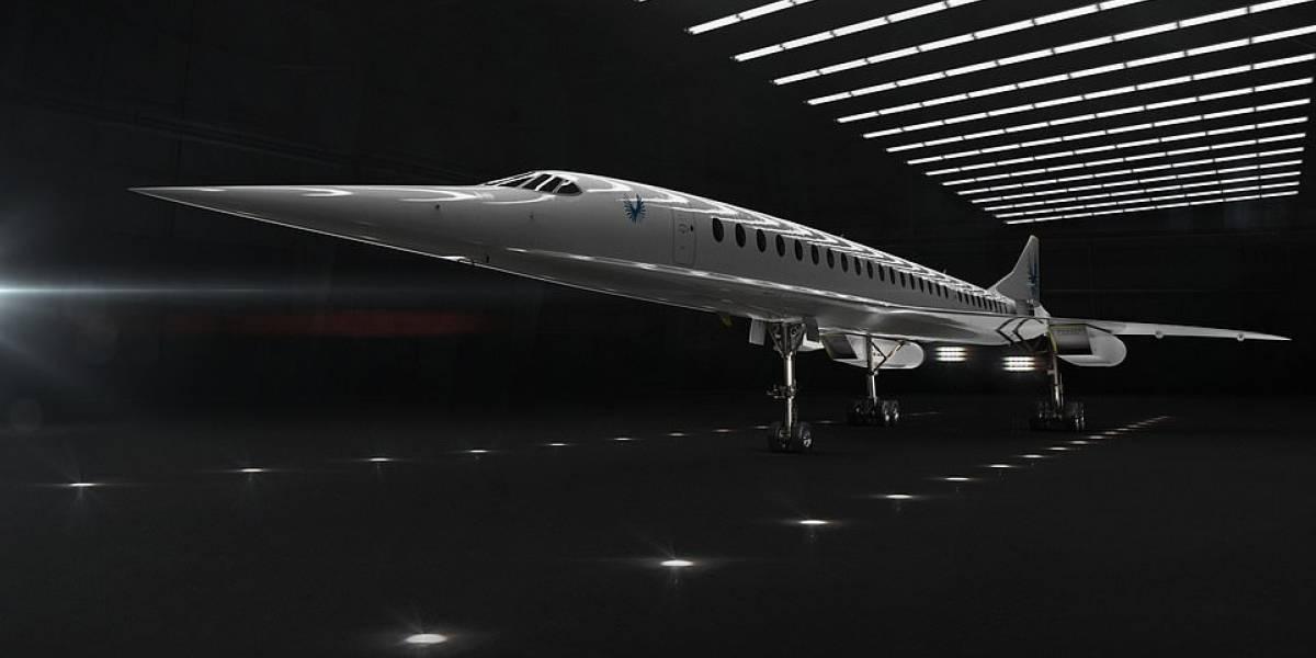El avión civil más rápido del mundo aumentará su velocidad gracias a Rolls-Royce