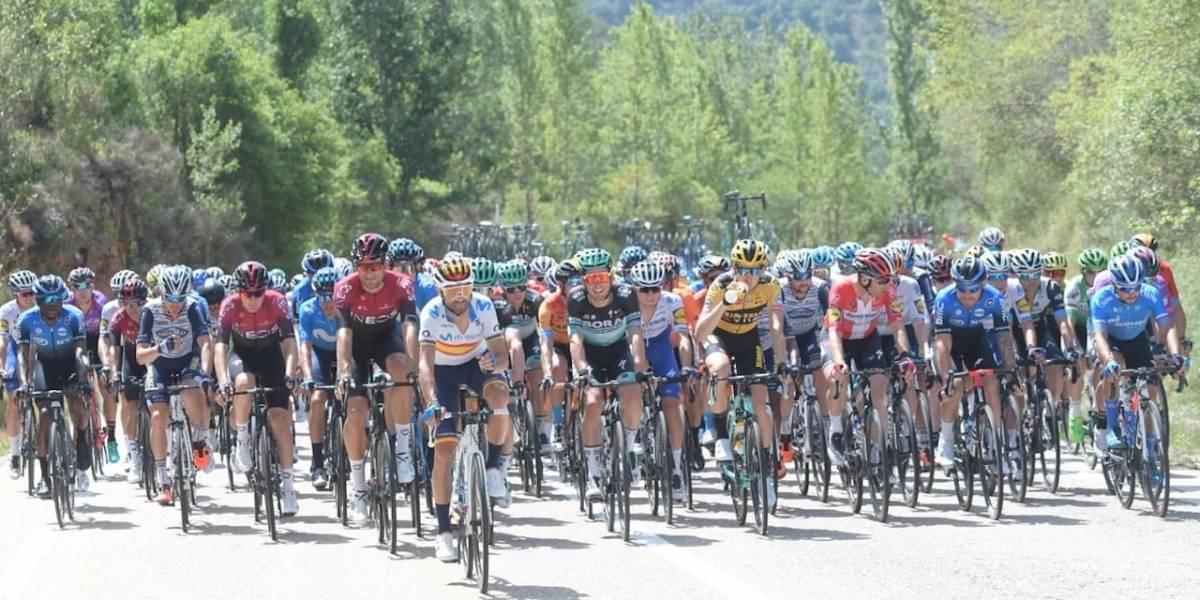 Etapa 4 Vuelta a Burgos 2020 | horario y dónde ver en TV etapa 4 de la Vuelta a Burgos: etapas, canal, recorridos, perfiles, altimetrías