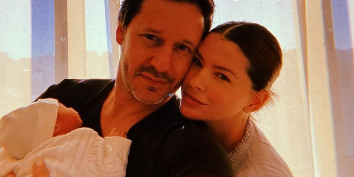 """""""China"""" Suárez comparte fotos inéditas previas a dar a luz a su hijo Amancio"""