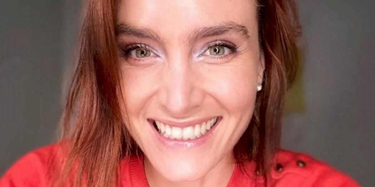 """Días de salida en el matinal: Begoña Basauri anuncia que deja """"Mucho Gusto"""""""