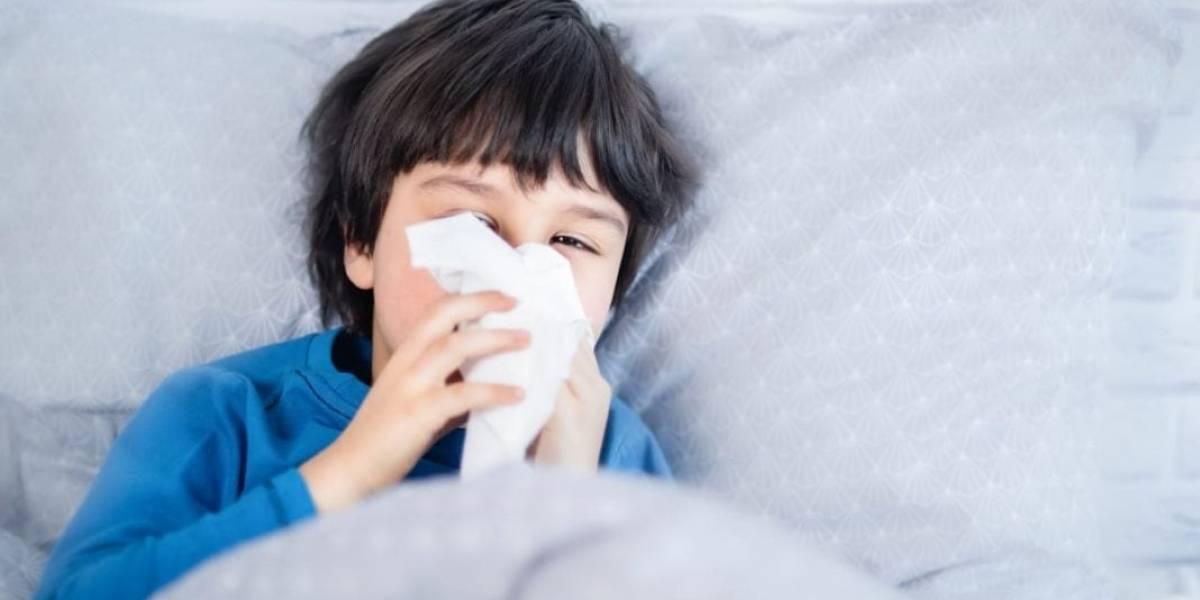 Casos de alergia em crianças podem aumentar na quarentena