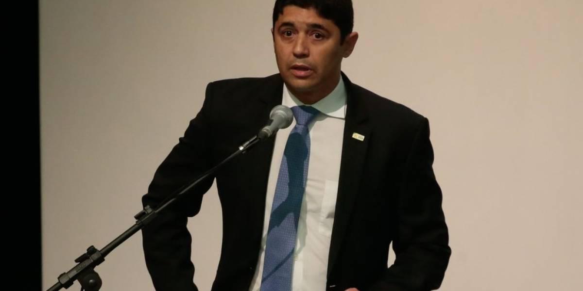 Ministro da CGU, Wagner Rosário testa positivo para covid-19