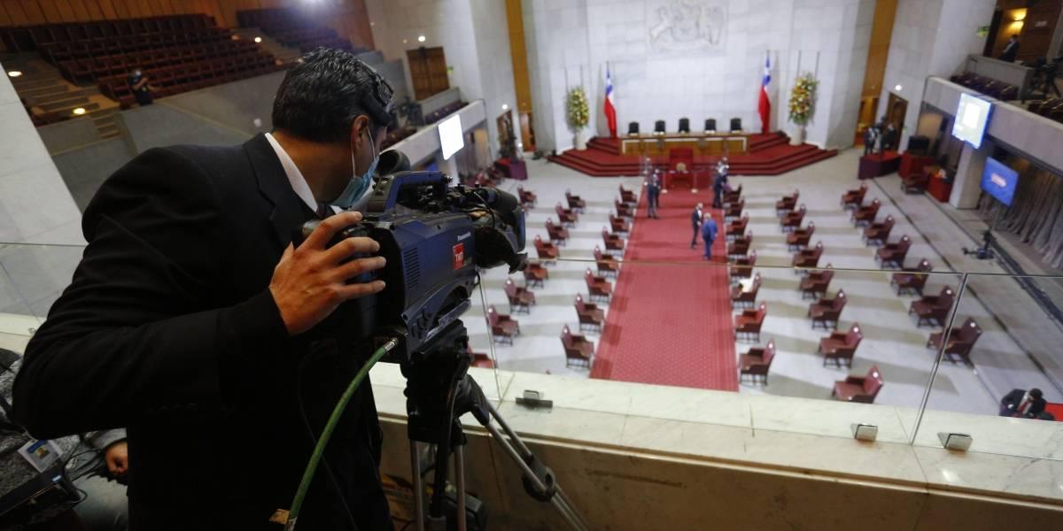 La inédita penúltima Cuenta Pública del Presidente Sebastián Piñera