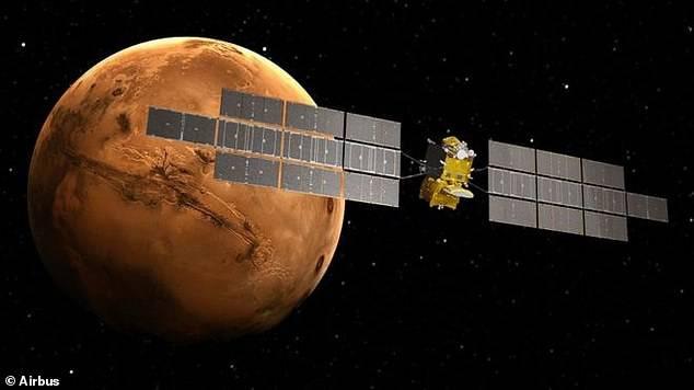 ERO Marte