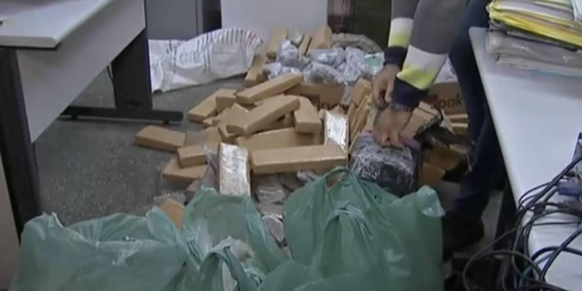 Polícia fecha laboratório do crime em SP e apreende armas e drogas