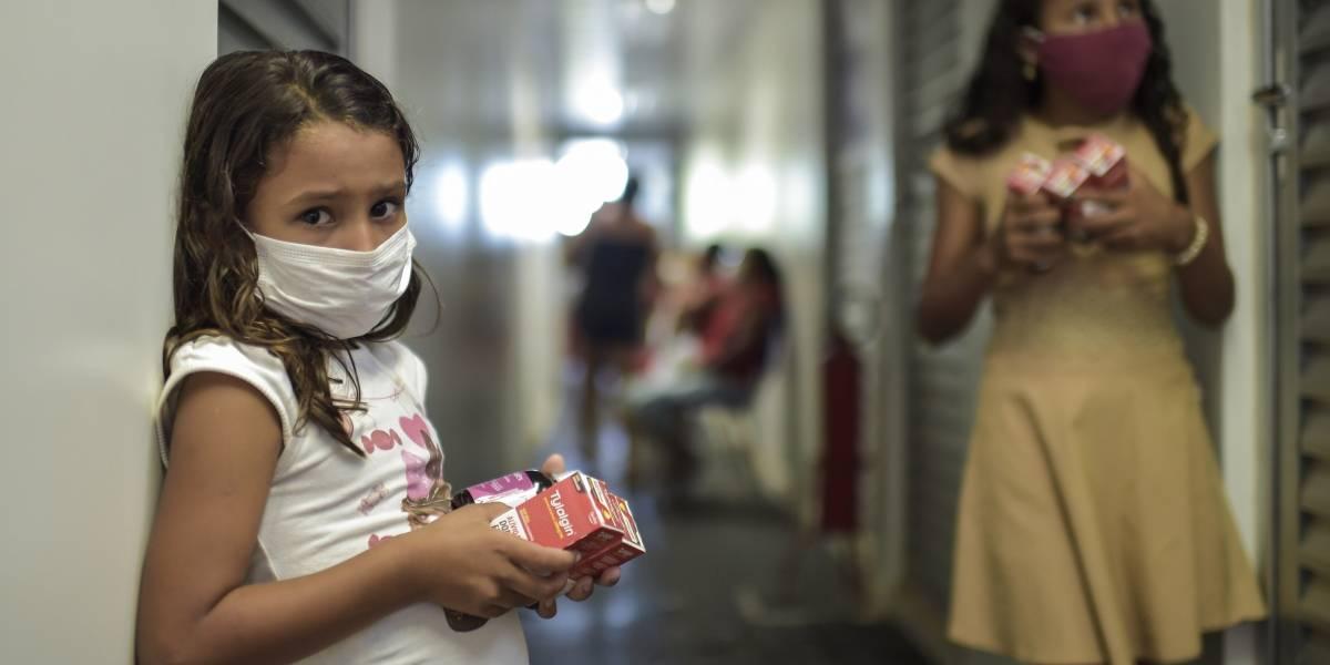 Famílias com crianças e adolescentes têm maior queda de renda na pandemia