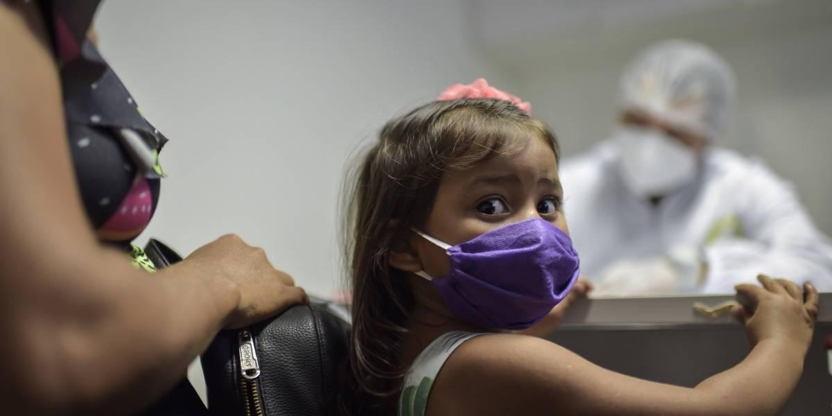Crianças com covid-19 podem ter inflamação em múltiplos órgãos, diz estudo