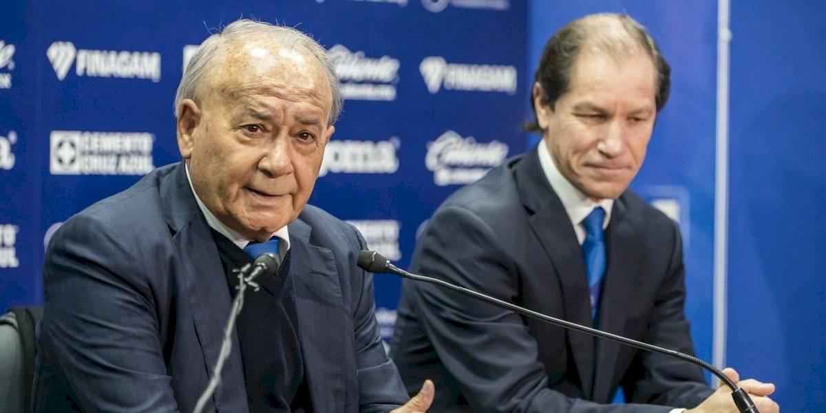 Jaime Ordiales toma el mando en Cruz Azul ante ausencia de 'Billy' Álvarez