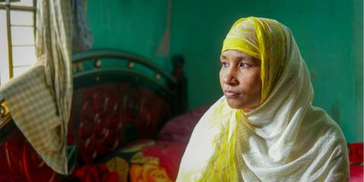Lost Stock: La compañía que ayuda a los confeccionistas abandonados en Bangladesh