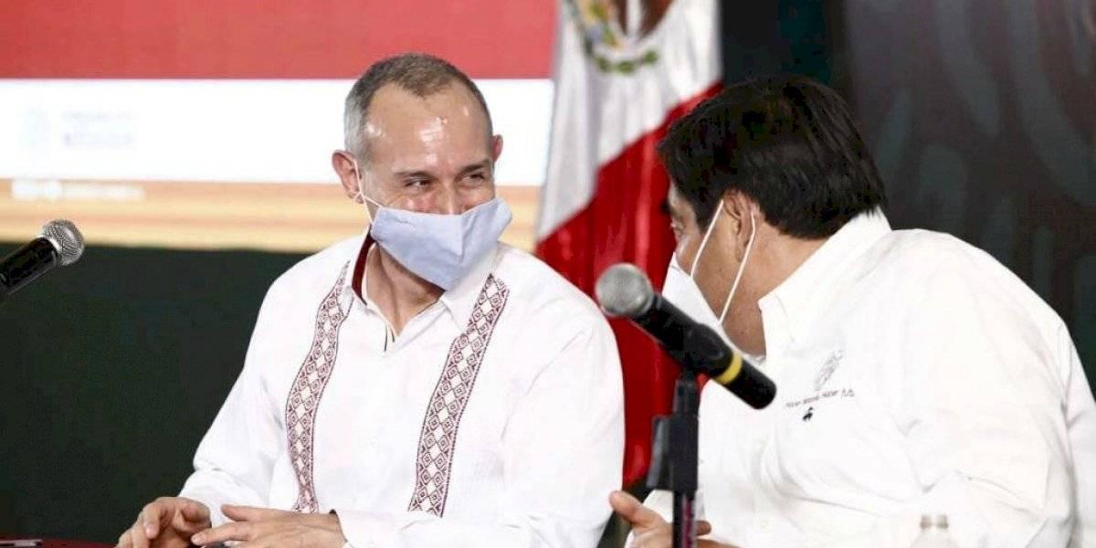 Respeto a los 9 gobernadores que piden mi renuncia: Hugo López-Gatell