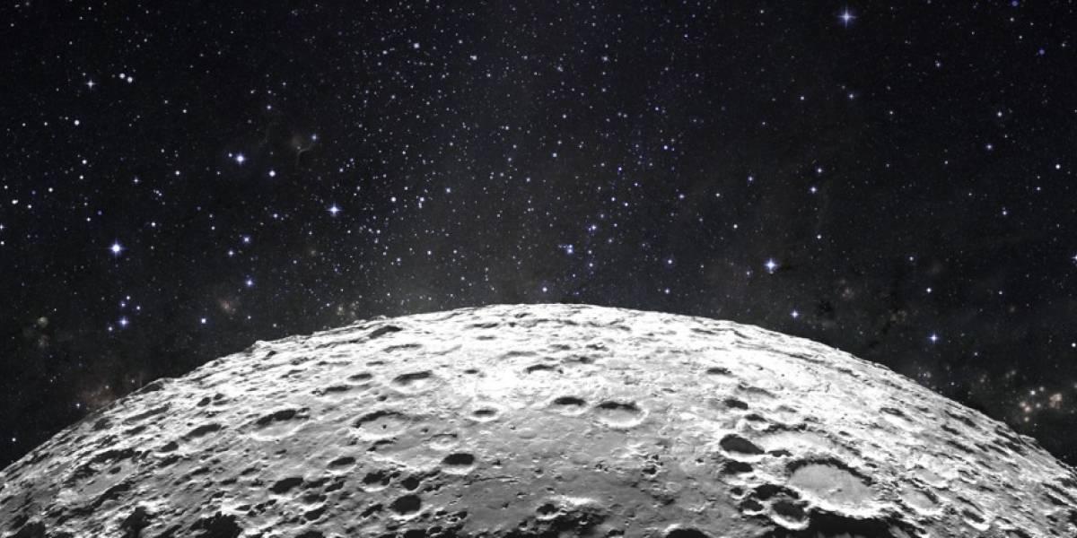 """Misterio: La NASA anuncia """"nuevo y emocionante descubrimiento"""" sobre la Luna"""