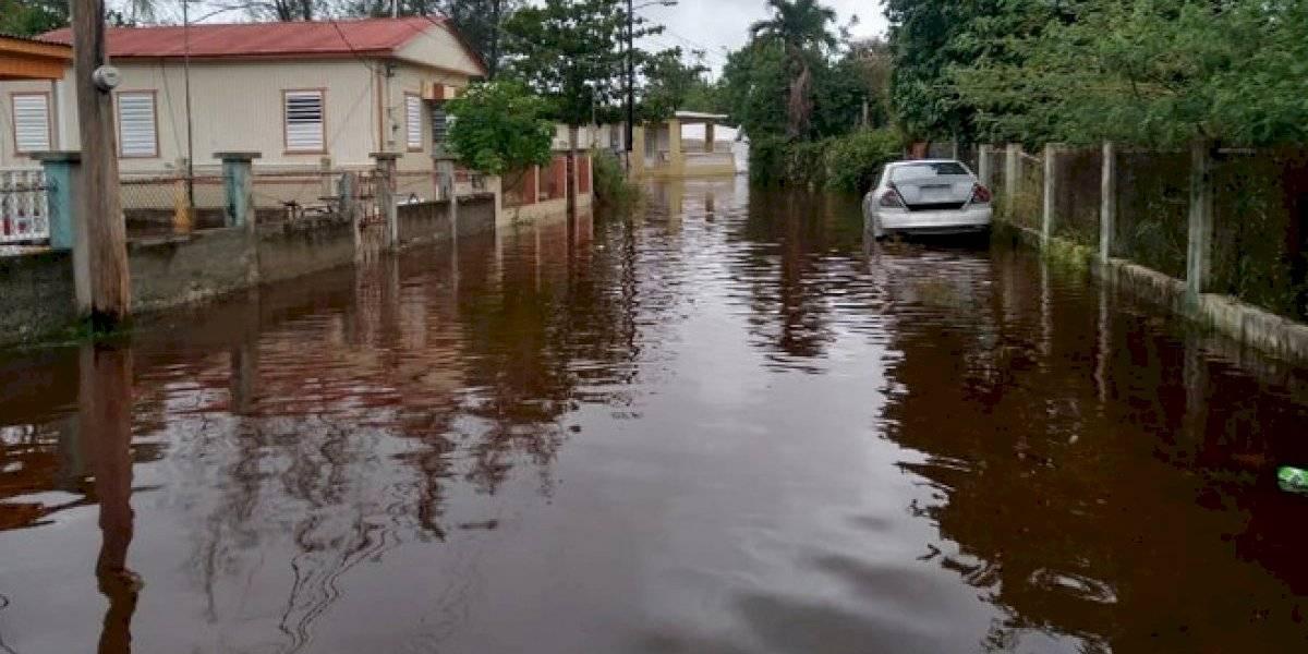 Residentes de Guayanilla claman por ayuda tras inundaciones provocadas por Isaías