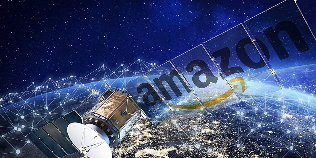 Amazon colocará satélites en órbita para ofrecer internet