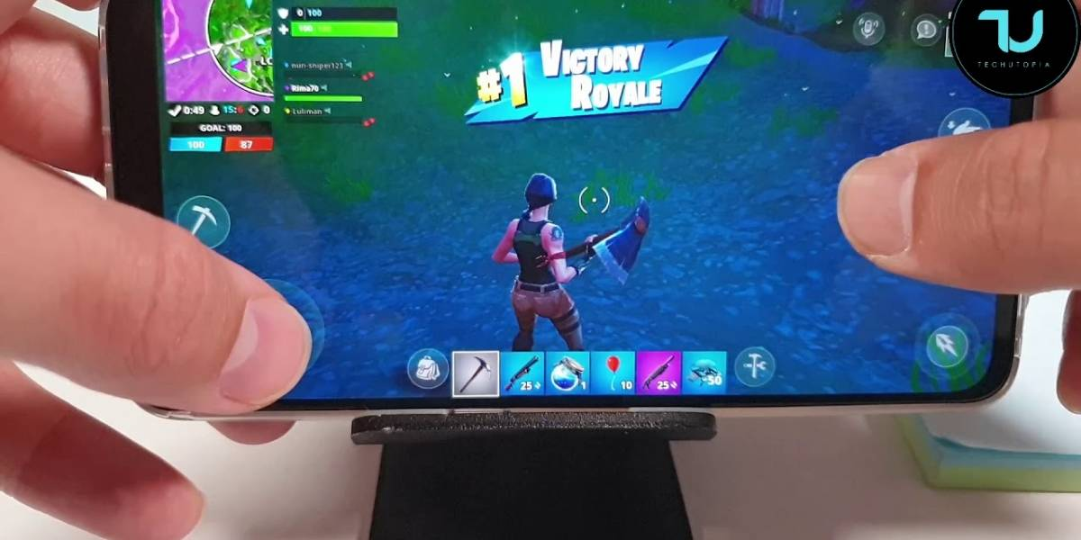 Fortnite: cinco celulares baratos para jugar a 60 y 30 FPS totalmente estables