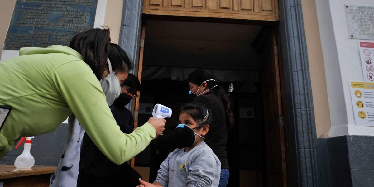 Coronavirus.- Ecuador supera los 85.000 contagios de coronavirus con más de 900 casos en un día