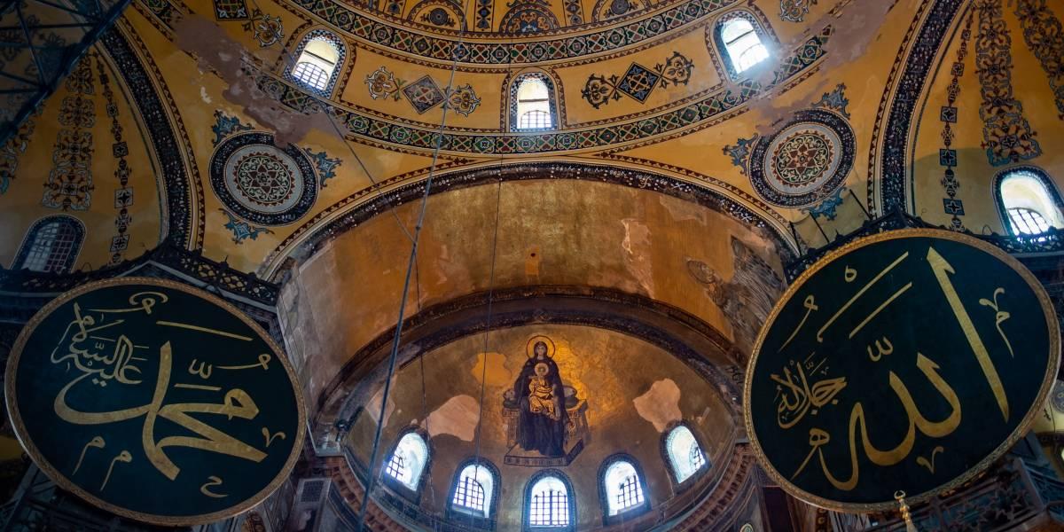 """Turquía.- Expertos de la ONU urgen a Turquía a mantener Santa Sofía como un """"espacio de encuentro entre culturas"""""""