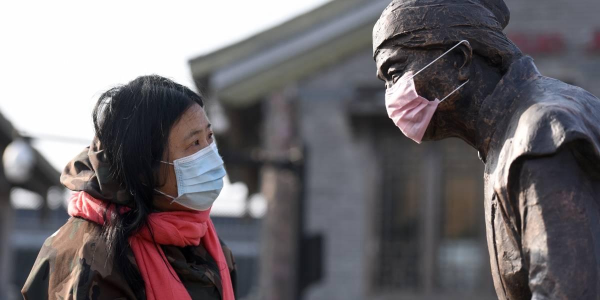 Coronavirus.-China rebaja su balance diario y agrega 45 casos de coronavirus, aunque la mayoría son de transmisión local