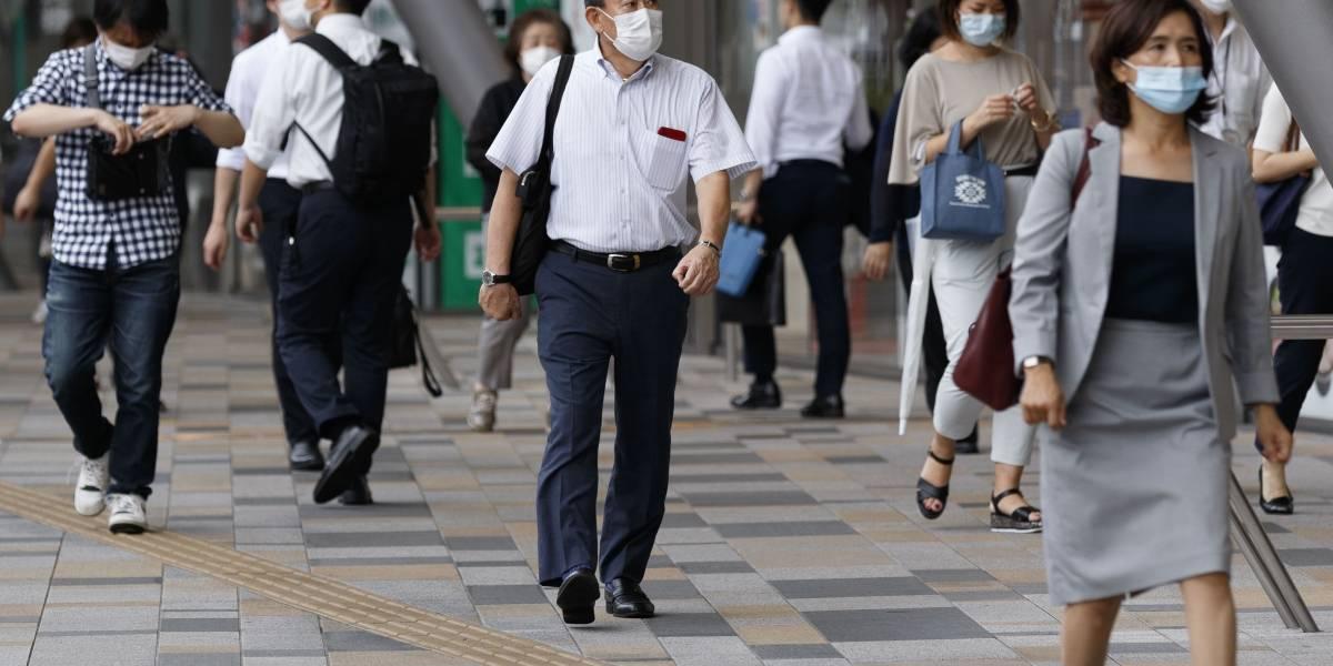 Coronavirus.- Tokio registra un nuevo récord de casos diarios de coronaviros con cerca de 500