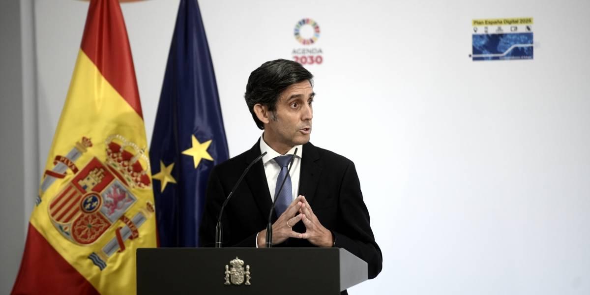 Estados Unidos.- Telefónica pide a Europa que lidere la revolución digital para hacer frente a Estados Unidos y China